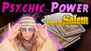 PSYCHIC POWER | Town of Salem Coven Ranked Practice Game thumbnail