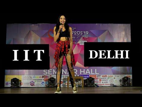 Fest In IIT Delhi Rendezvous - 2019 | Tal Entertainer | Indian Institute Of Technology