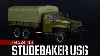 Studebaker US6 U4    SSM    Масштабные модели автомобилей 1:43