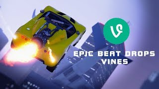 EPIC Beat Drop Vines Compilation ''GTA 5 EDITION'' Best GTA V Vines 2017 Crazy Stunts & Epic Wins!!