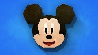 Top 10 Facts - Disney