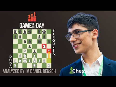 Alireza Firouzja's Defensive Masterclass: 2020 Prague Chess Festival