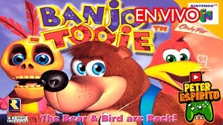 [N64] Banjo Tooie -PT 08 - Que mundo sigue?