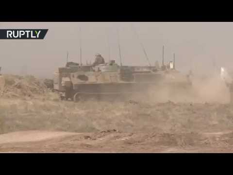 Kavkaz-2016: Russian troops conduct massive drills in Southern military district