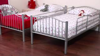 Soria Bunk Set Split Into Two Beds - Sweet Dreams
