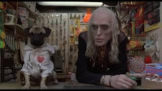 """""""Пёс должен моему другу деньги"""". Допрос Фрэнка. Люди в черном 1997"""