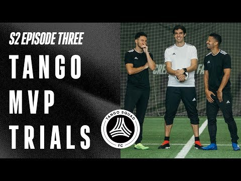 MVP Trials feat. F2Freestylers and Kaká | Tango Squad FC