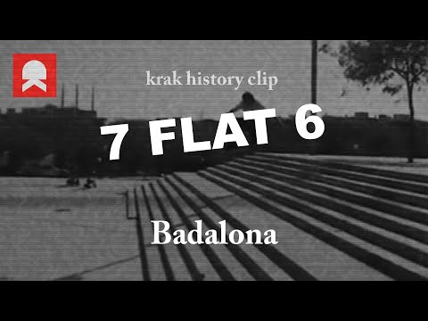 7flat6 Badalona, Spain - History clip - Best Tricks
