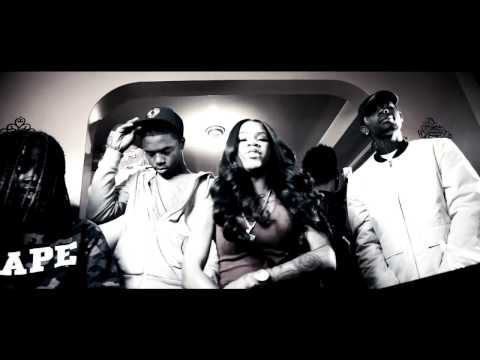 Molly Brazy x Cash Kidd x Rondae x Cammy Bands - Tragic (Official Music Video)