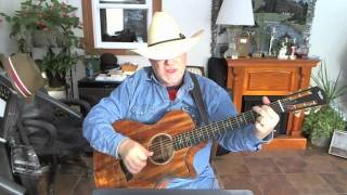 1097 - There Goes Another Love Song - Outlaws cover with chords and lyrics