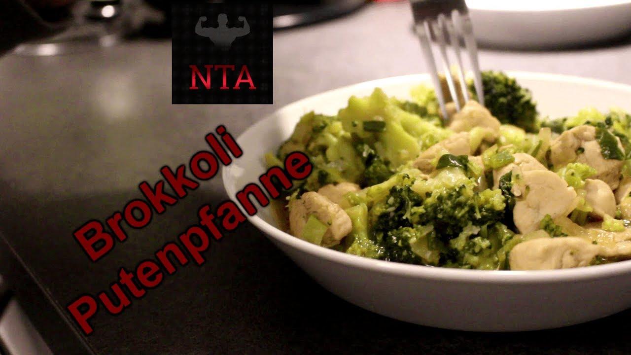 NTA Fitness - Brokkoli-Putenpfanne - YouTube
