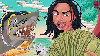Shark Puppet ft. YBN Nahmir - Gettin' Bread (Official Music Video)