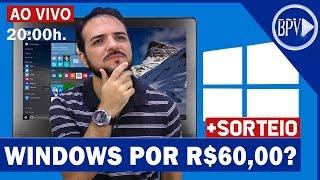 Windows ORIGINAL por menos de R$60,00?