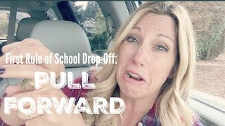 School Drop-Off | Rant | Jenny On The Spot