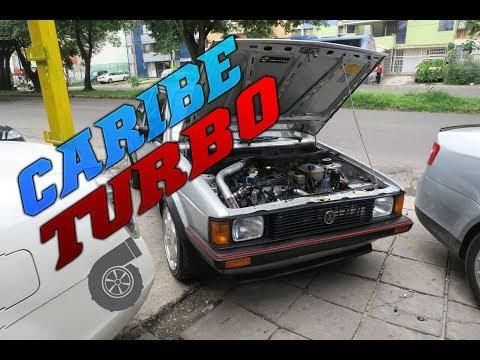 VW CARIBE MODIFICADO TURBO