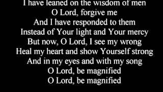 Be Magnified Lyrics