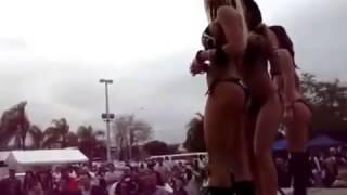 Hot Miami Bikini Contest & بنات ساخنة بنات سكس شاهد الفيديو