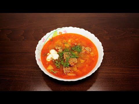Суп в мультиварке из нута