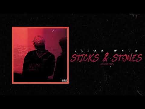 "Juice WRLD ""Sticks & Stones"" (Official Audio)"