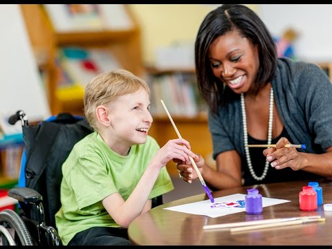 Occupational Video - Special Needs Teacher