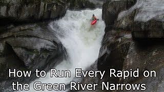 Green River Narrows - River Guide