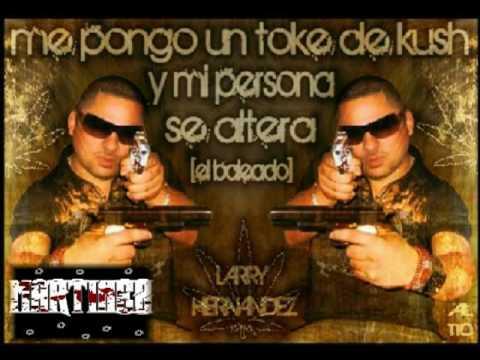 !!!!ARRASTRANDO LAS PATAS!!!!!  LARRY  HERNANDEZ