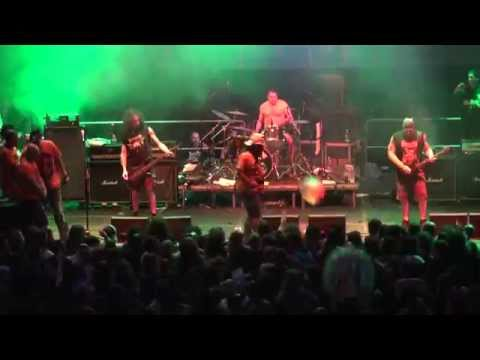 BRUTAL TRUTH Live At OEF 2014 HD