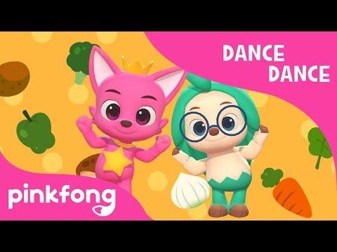 A Healthy Meal | Eating Healthy | Dance Dance | Pinkfong Songs for Children