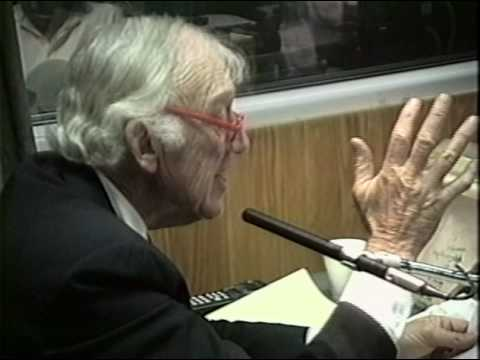 The Voice of ABC '89 - Ernie Anderson at Work