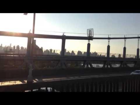 Tri borough bridge to Randal