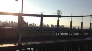 Tri borough bridge to Randal
