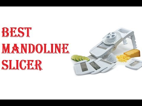 10 Best Mandoline Slicers 2017 Doovi