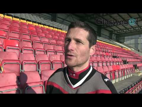 Partick thistle's Hugh Murray on his side's SPL push