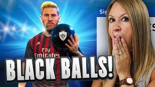GIVE ME THE BLACK BALLS!! PES 2018