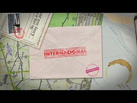 Ghetto Kids - Internacional (ft. ATL) [Official Lyric Video]