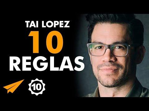 Si Cambias tu Mente, Cambias tu Vida | Tai Lopez en Español: 10 Reglas para el éxito