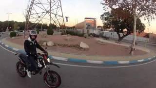 DRD X-treme & Senda Xtreme OnBoard GoPro 2 HD