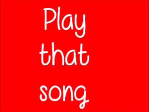 Play that song- train