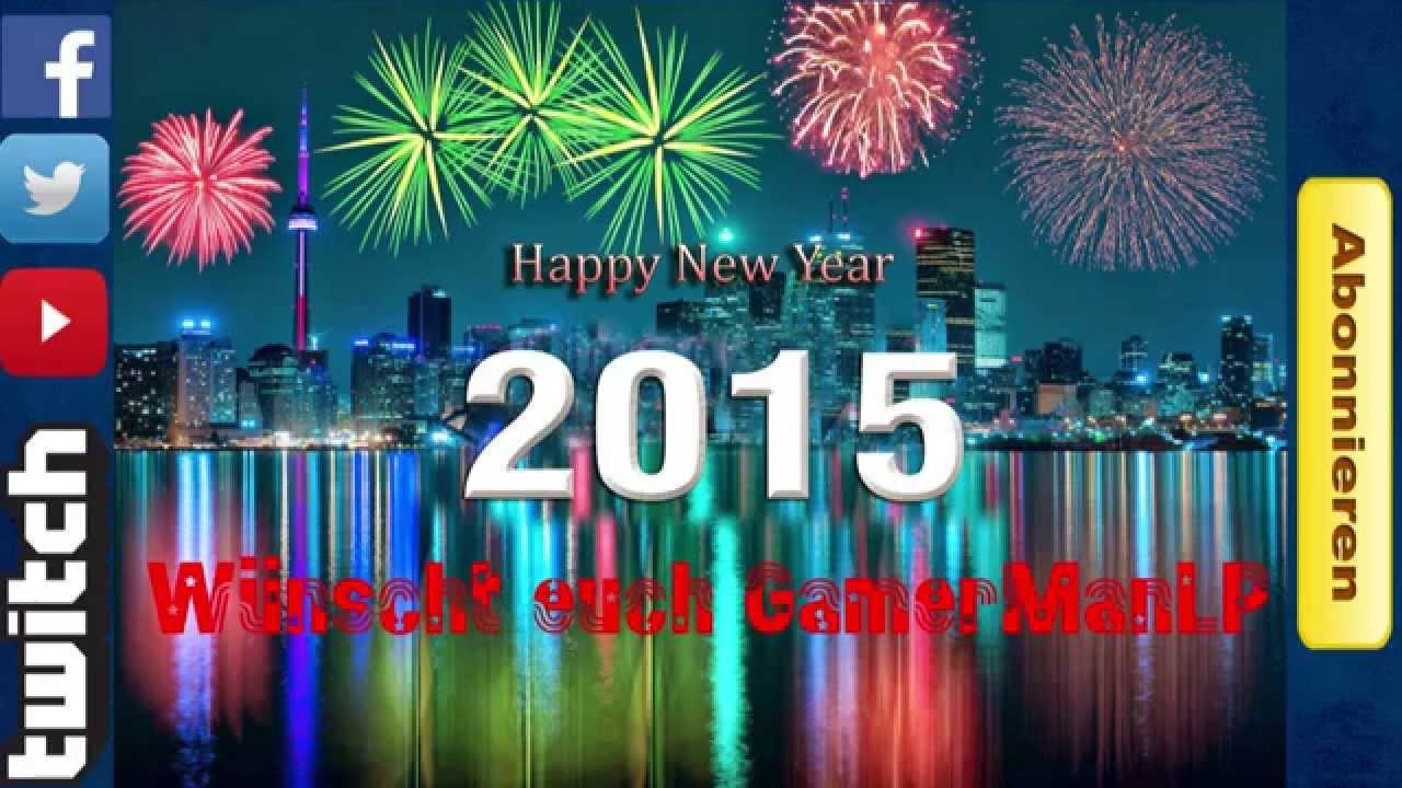 Happy New Year Stream Deutsch