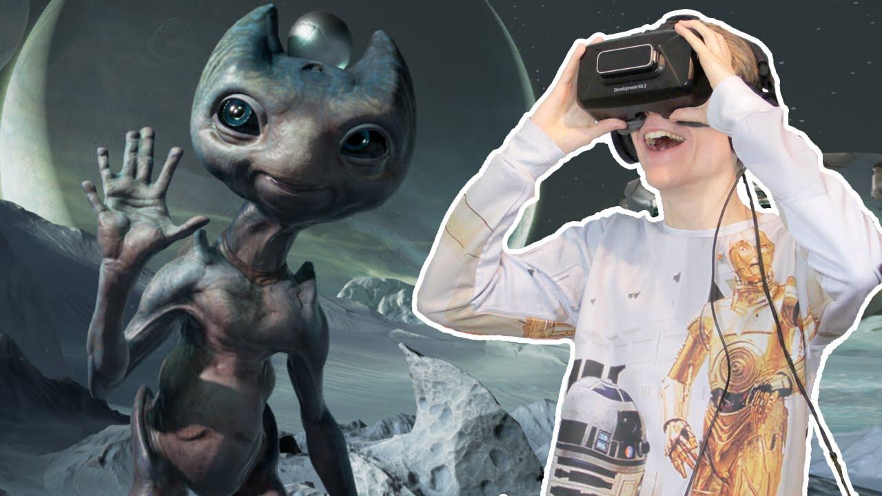 MIND BLOWING STANDING EXPERIENCE! | Oculus DreamDeck (Oculus Rift DK2)