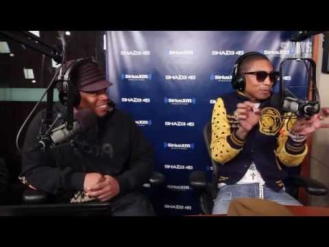 """Pharrell Explains How """"Happy"""" Happened, Meeting Oprah & Working With Teddy Riley, & Tribe"""