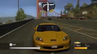 Driver: San Francisco - Chevrolet Corvette Z06 Drift (2009)