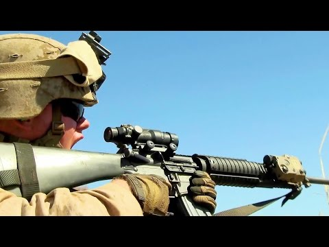 U.S. Marines - Movement To Contact