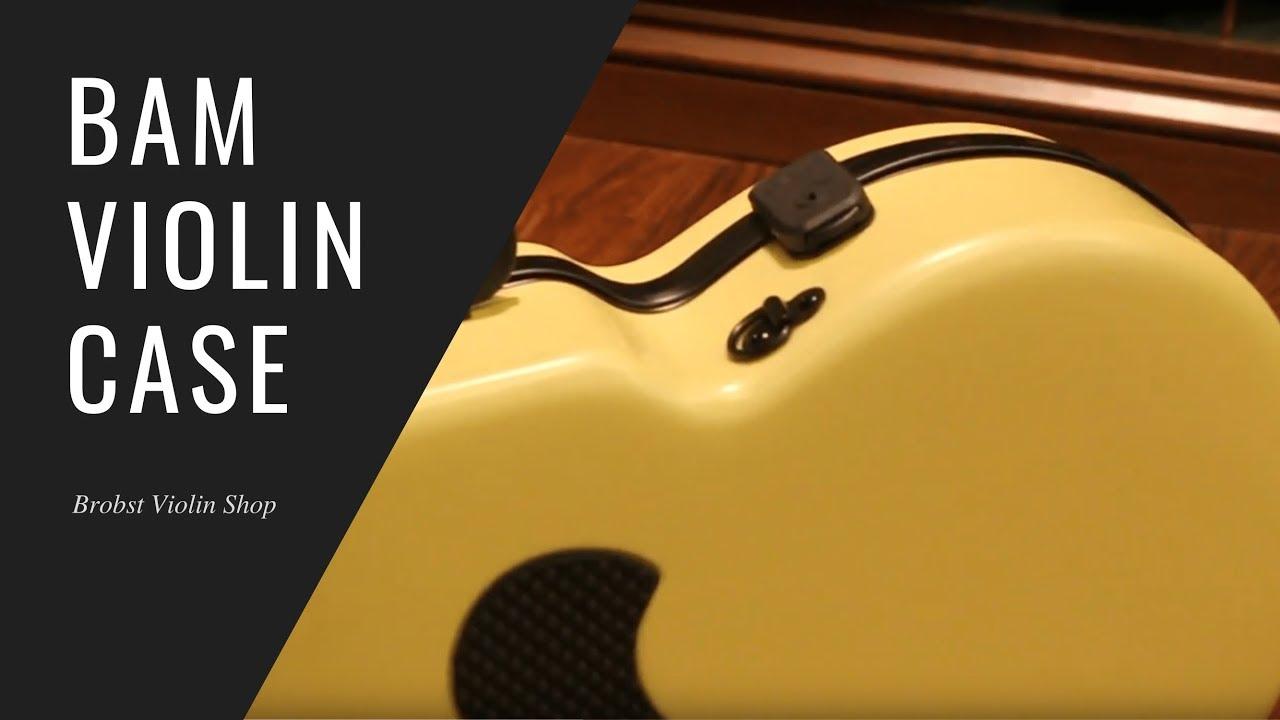 BAM Violin Case - Brobst Violin Shop