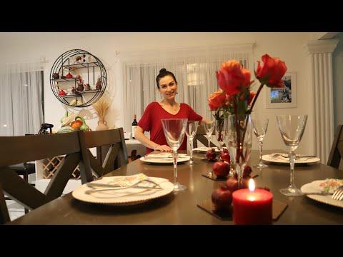 Что Готовлю Как Встречаю Гостей   Армянский Ужин   Рецепт от Эгине   Heghineh Cooking Show In Rus