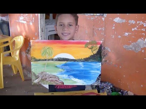 Aspiring Child Artist