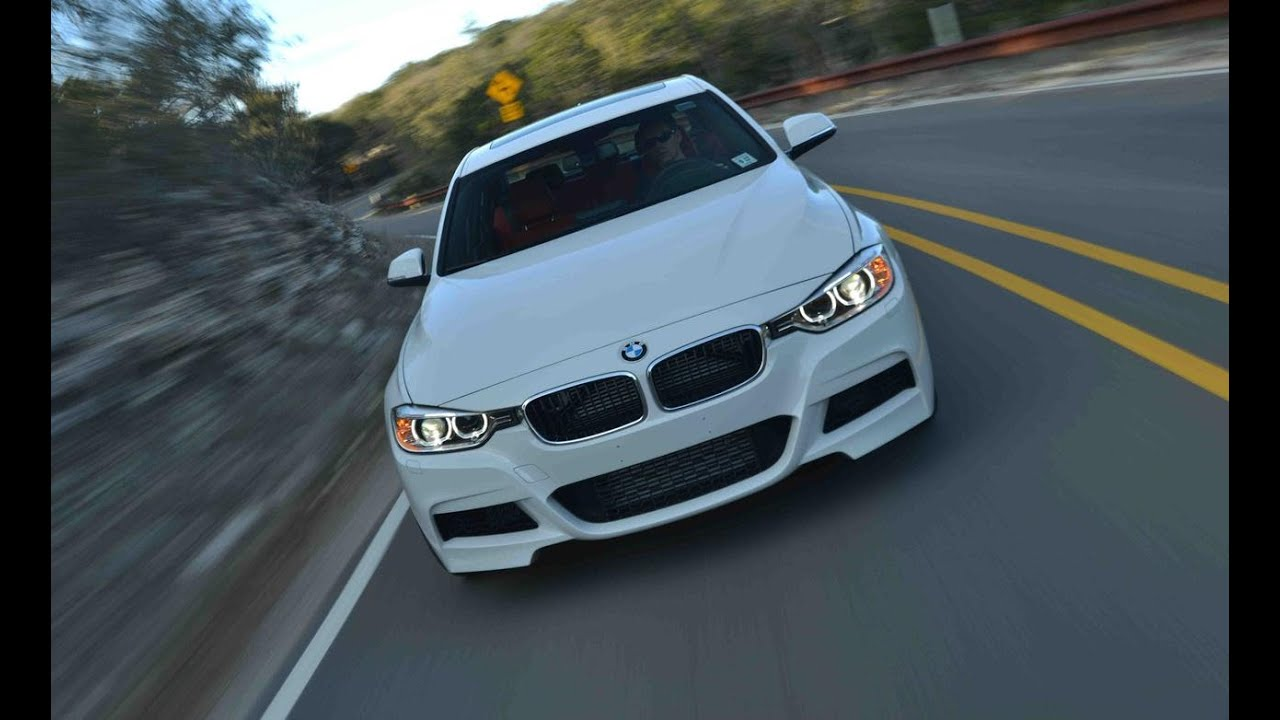 2014 Bmw 335i M Sport Review And Walkaround Youtube