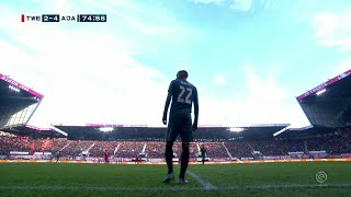 Hakim Ziyech vs FC Twente (A) 2019-20 English Commentary HD 720p