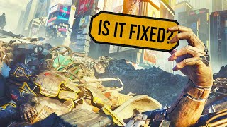 CYBERPUNK 2077 BIG Update 1.2 - Is It Fixed?