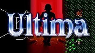 Ultima-History - Teil 1: Von Akalabeth bis Ultima 6
